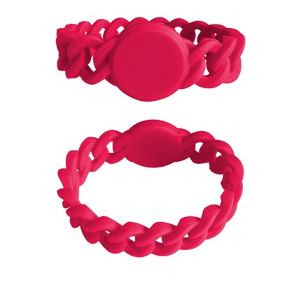 Button wristband No.-08
